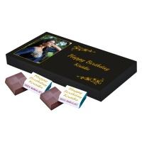 Customized Chocolate Birthday Gifts 18 Pcs