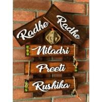Hitchki- A Nameplate Brand