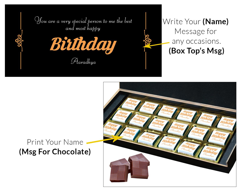 4 Birthday Gift 18C