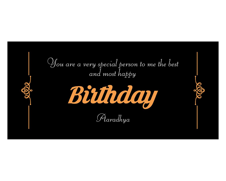 4 Birthday Gift 18G