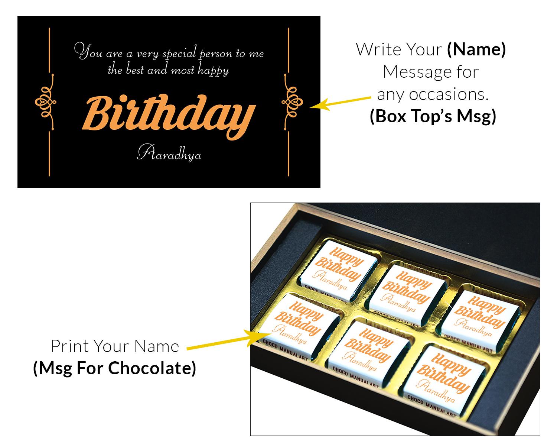 4 Birthday Gift 6C