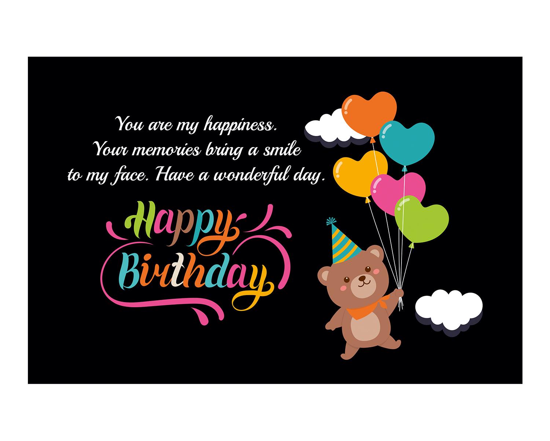 5 Birthday Gift 12E