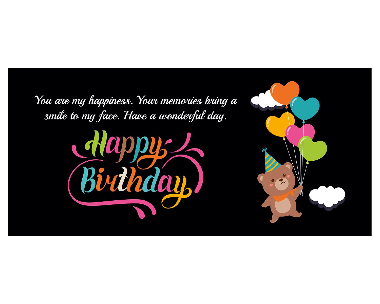 5 Birthday Gift 18E
