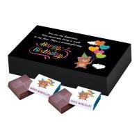 Chocolate Birthday Gift box for Your Girlfriend (6 Pcs)