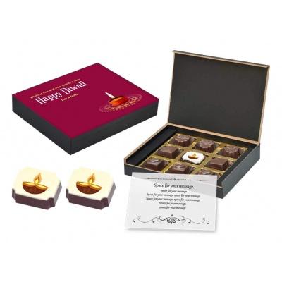 Buy Diwali Festival Chocolate Gift Box