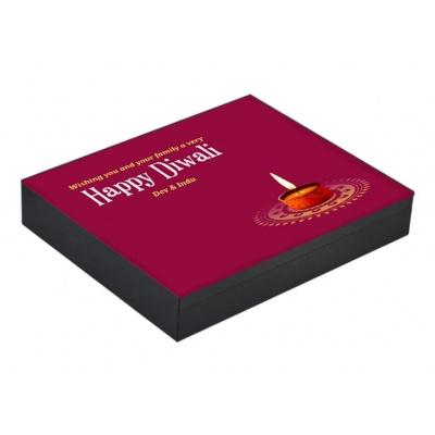 Diwali Festival Chocolate Gift Box 9 Pcs Diwali chocolates