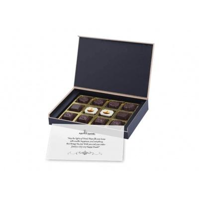 Diwali Festival Chocolate Gift Wooden Box  12 Pcs  51eo0h7KZ5L SL1111 1