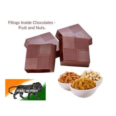 Handmade Chocolate Birthday Gift Boxes 12 Pcs  9 Birthday Gift 12E