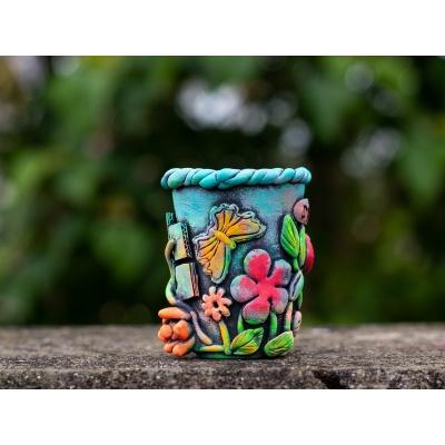 Creative Corner Tea Light Candle Holder  Creative Corner Hitchki Unique Wooden Artworks 0001 6