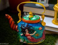 Creative Corner Mermaid Themed Decorative Kettle