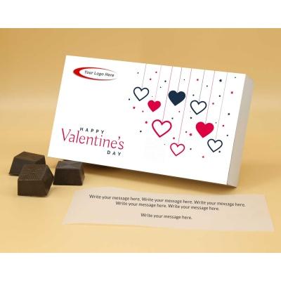 Chocolates For Valentine Gift | Almonds 6Pcs Valentaine Day 04RANP1