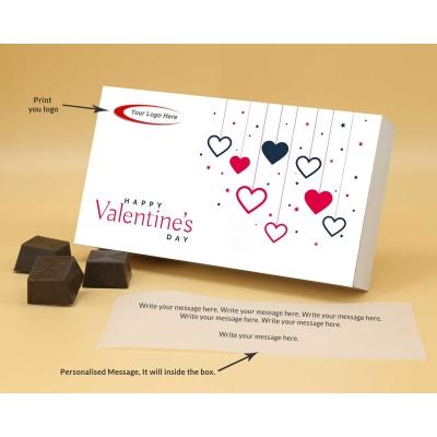 Chocolates For Valentine Gift | Almonds 6Pcs Valentaine Day 04RANP2