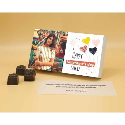 Photo Valentine Chocolates | Butter Scotch 6Pcs  Valentaine Day 09BSNPA