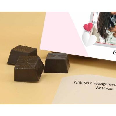 Couple Photo Valentine Gift | Almond Chocolates 18Pcs  Valentaine Day 15RANPC