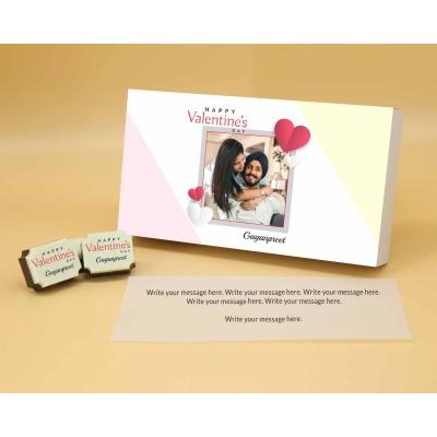 Photo Printed Valentine Gift 18 Pcs  Valentaine Day 15RAPA