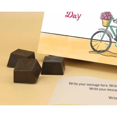 Romantic Chocolate Gift | Roasted Almonds 12Pcs  Valentaine Day 16RANPC