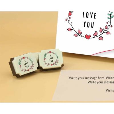 Chocolates For Couple 6 Pcs  Valentaine Day 17RAPC