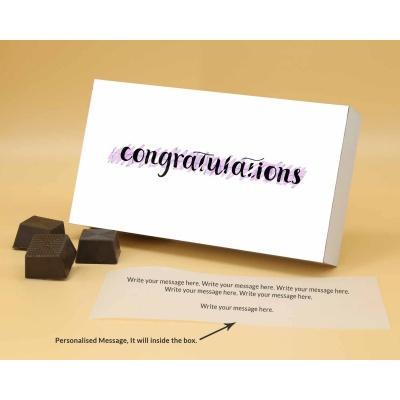 Congratulation Gift | Roasted Almond Chocolates 12Pcs  Valentaine Day 19RANPB