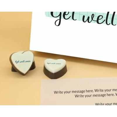 Get Well Soon Chocolates 18 Pcs  Valentaine Day 20HAPC