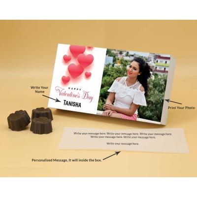 ChocolatesFruit  Nuts Flavoured 6Pcs  ValentaineDay02FNNPB