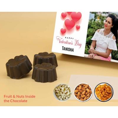 ChocolatesFruit  Nuts Flavoured 6Pcs  ValentaineDay02FNNPC