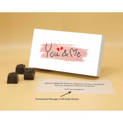Valnetines Day Gift | Butter Scotch Chocolates 12Pcs ValentaineDay11BSNP6B