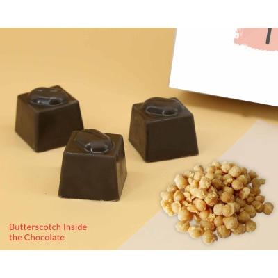 Valnetines Day Gift | Butter Scotch Chocolates 12Pcs ValentaineDay11BSNP6C