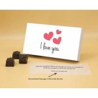 I Love You Gift | Butter Scotch Chocolates 6Pcs