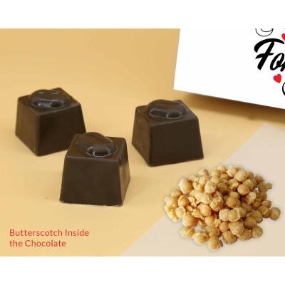 Romantic Chocolate Gift | Butter Scotch 18Pcs  ValentaineDay13BSNPC