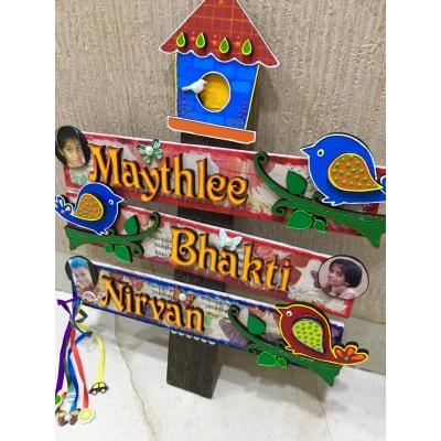 handmade name plate for house near me 009