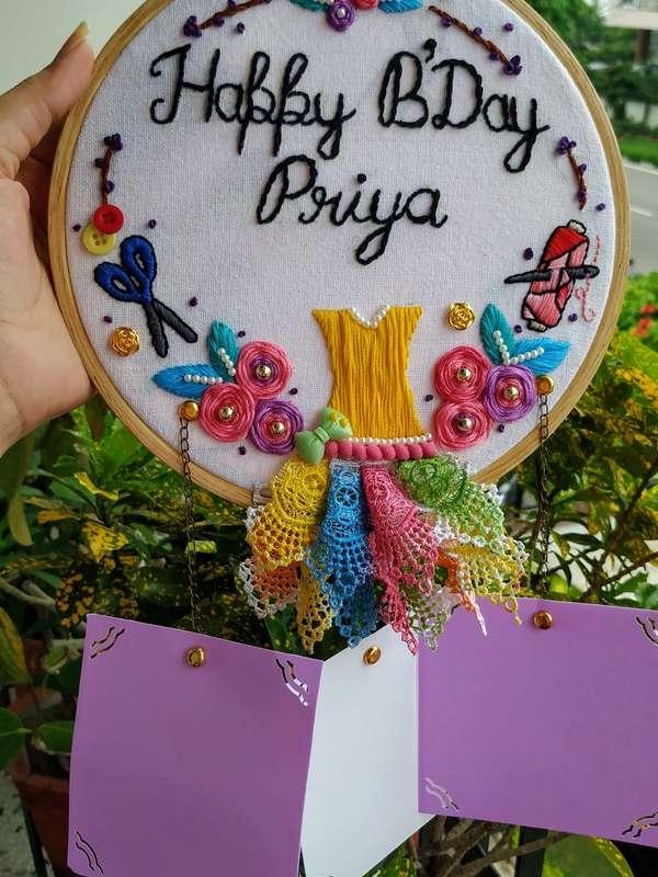 pink umbrella hitchki creative handmade gifts 07 0001