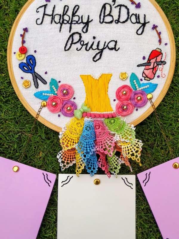 pink umbrella hitchki creative handmade gifts 07 0003
