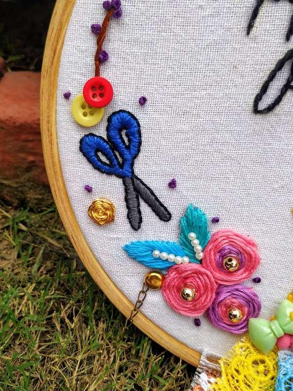 pink umbrella hitchki creative handmade gifts 07 0005