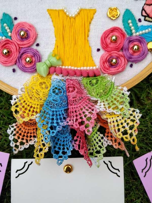 pink umbrella hitchki creative handmade gifts 07 0008